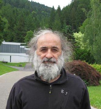 Selman Akbulut - Selman Akbulut at Oberwolfach in 2012.