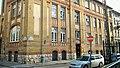Semmelweis Egyetem Általános Orvostudományi Kar (ÁOK) I. számú Gyermekgyógyászati Klinika, Bókay János utca - Tömő utca sarkán fekvő épület1.jpg