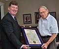 Senator Randy McNally and Ed Westcott AEC photographer (7209517024).jpg