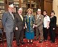 Senator Stabenow meets with representatives of the American Legion (32331241034).jpg