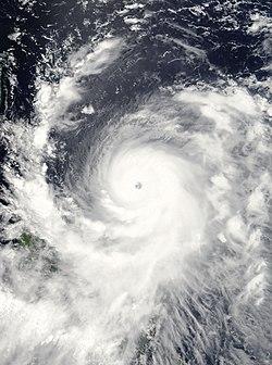 Typhoon Sepat (2007) Pacific typhoon in 2007