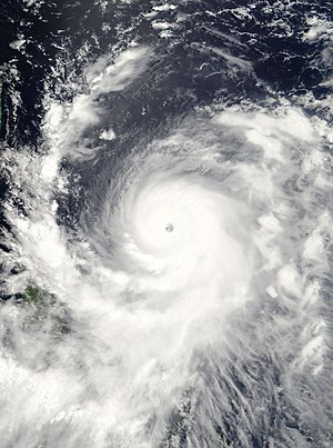 Typhoon Sepat (2007) - Image: Sepat 16 aug 2007 0225Z
