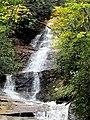 Setrock Creek Falls Black Mountain Campground Pisgah Nat Forest NC 4388 (37917061232).jpg