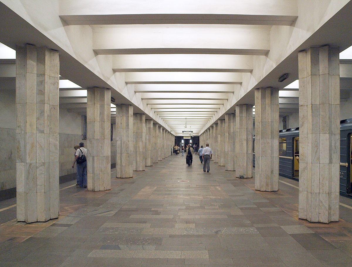 Stations Butyrskaya and Fonvizinskaya 29