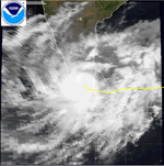 Severe Cyclonic Storm BOB 07 on November 13, 1992.png