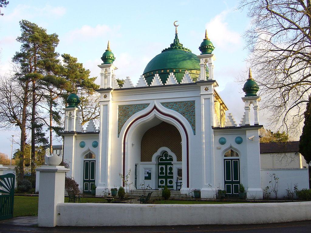 Shah Jahan Mosque TQ0159 214