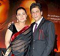 Shahrukh Khan and Kajol unveil the first look of 'My Name Is Khan'.jpg