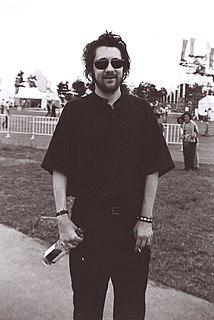 Shane MacGowan Irish-English vocalist