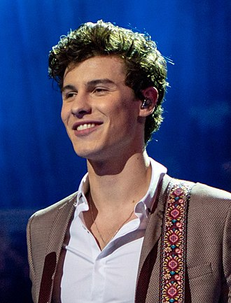 Shawn Mendes - Mendes performing at The Queen's Birthday Party in 2018