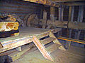 Shcholokovsky Khutor. Water-mill interior.jpg