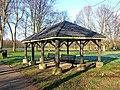 Shelter, Riverside Meadows, Stourport-on-Severn - geograph.org.uk - 1626058.jpg