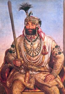 Sher Singh 4Th Maharaja of the Sikh Empire