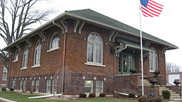 Sheridan Carnegie Library