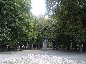 Lozova - Shevchenko Square