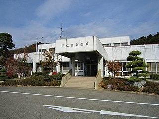 Shimonita, Gunma Town in Kantō, Japan