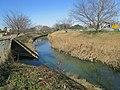Shiraoka Sankasonotoshibori River Most Downstream 1.JPG