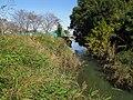 Shiraoka Shobeihori River Most Downstream 1.JPG