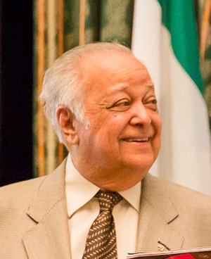 Commonwealth Secretary-General - Image: Shridath Ramphal