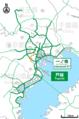 Shutoko expwy meguro route.png
