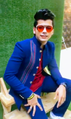Siddharth Nigam at a fansign in delhi 2019.png