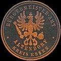 Siegelmarke Bürgermeister-Amt Altendorf Kreis Essen W0343703.jpg