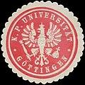 Siegelmarke K.P. Universität Göttingen W0355934.jpg