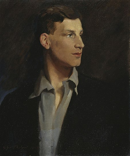 Siegfried Sassoon by Glyn Warren Philpot 1917.jpeg