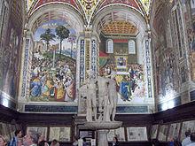 Px Siena Duomo Piccolomini