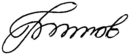 Signature of Boris Gryzlov.png