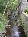 Silsden Beck - Bridge Street - geograph.org.uk - 1514114.jpg