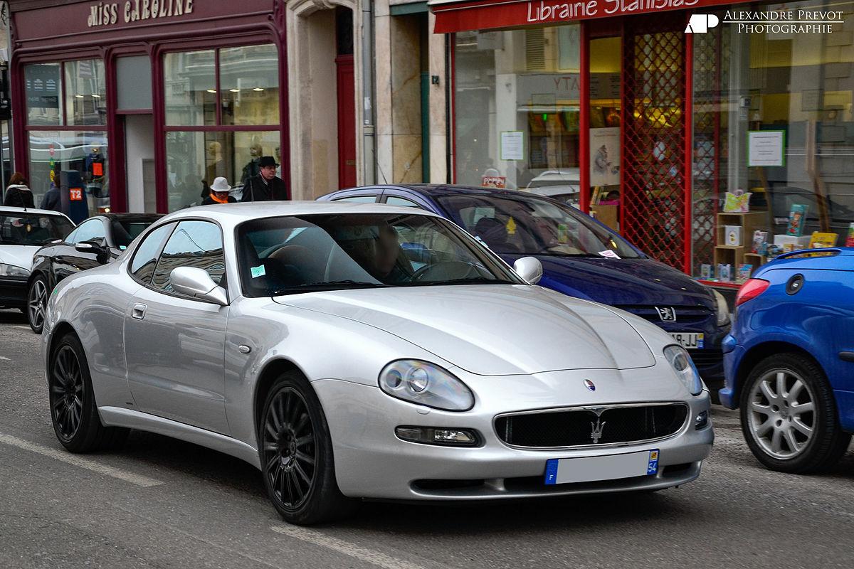 Maserati Coup 233 Wikipedia