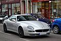 Silver Maserati Coupe in Nancy, France 01.jpg