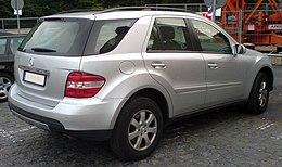 Mercedes Benz W164 Wikipedia