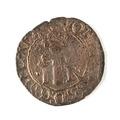 Silvermynt, 1-2 öre, 1592? - Skoklosters slott - 109759.tif