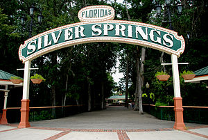 Silver Springs, Florida - Silver Springs State Park