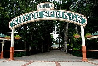 Silver Springs, Florida - Silver Springs State Park