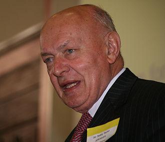 Teddy Taylor - Teddy Taylor in 2009