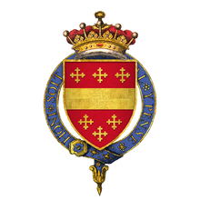Sir Thomas de Beauchamp, 12th Earl of Warwick, KG.png