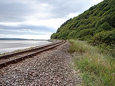 Site of Gogarth Halt - geograph.org.uk - 218782.jpg
