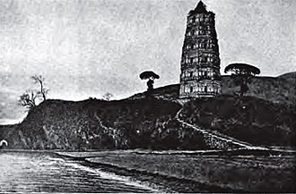 Liuhe Pagoda - Image: Six Harmonies ca 1891