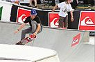 Skateboarder at Quiksilver Bowlriders 2007.jpg
