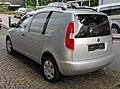 Skoda Roomster Praktik 20090726 rear.JPG