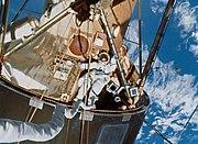 Skylab4 - February 1974 astronaut Edward Gibson