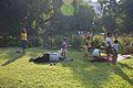Sleepy Man and Playful Children - Alipore - Kolkata 2013-11-10 4538.JPG