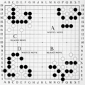 Smith (1908) The Game of Go Plate 45.png