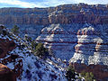 Snow along upper S Kaibab Trail.JPG