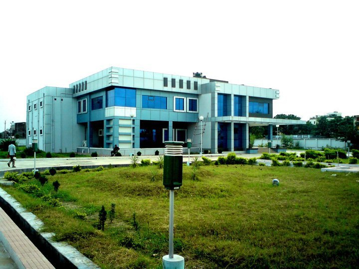 Software Technology Park of India, Patna.