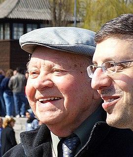 Henryk Mandelbaum Auschwitz survivor