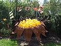 Sonnenblume - Kunst im Park - JOSKA Glasparadies, Bodenmais.JPG