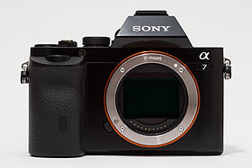 Image illustrative de l'article Sony Alpha 7